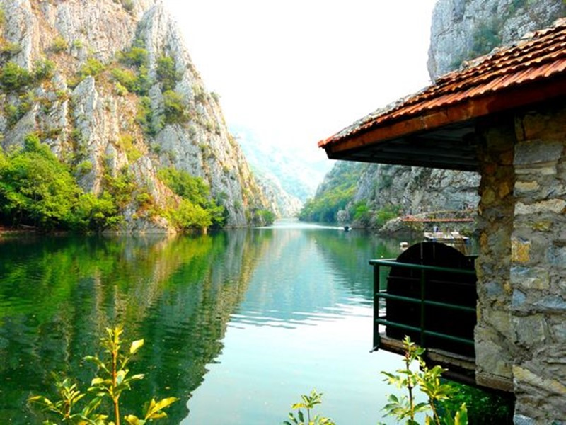 UÇAKLI VİZESİZ BALKAN ÜÇLÜSÜ TURU (Arnavutluk Makedonya Kosova)