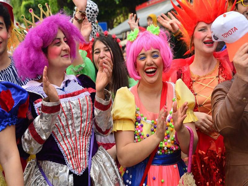 Adana Portakal Çiçeği Karnavalı Turu