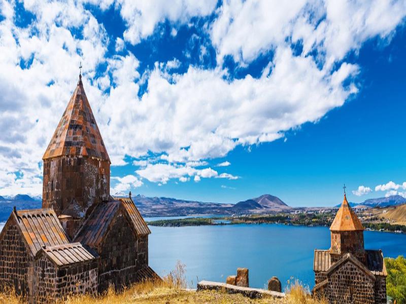 AZERBAYCAN - GÜRCİSTAN - ERMENİSTAN TURU