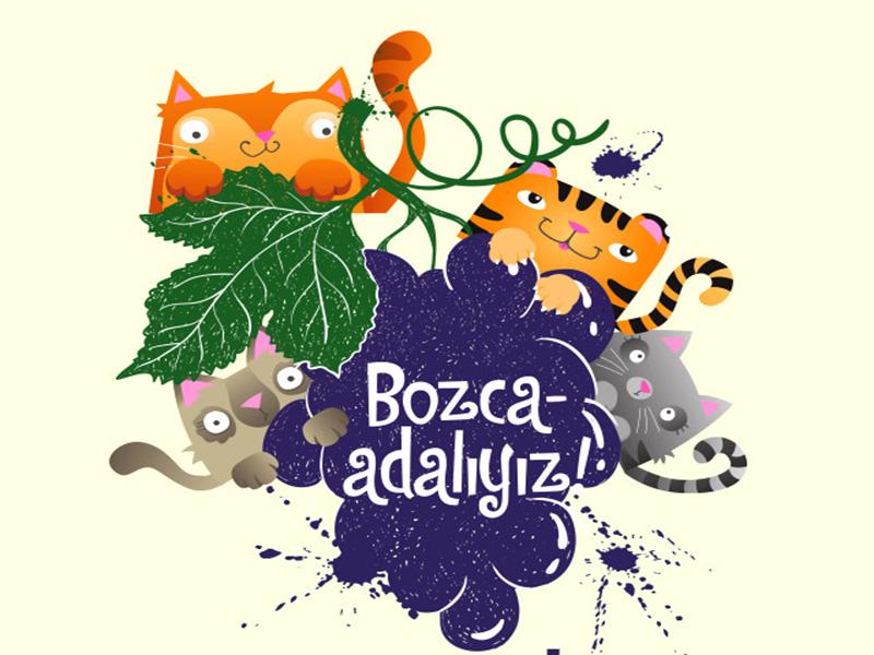 BOZCAADA YEREL TATLAR FESTİVALİ