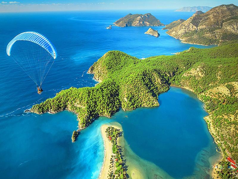 FETHİYE TURU ( 4 GÜN) OCEAN BLUE HOTEL (HER GÜN HAREKETLİ)