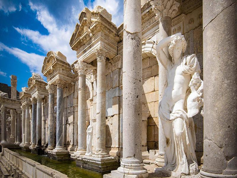 Göller Bölgesi ve Antik Şehirler Turu