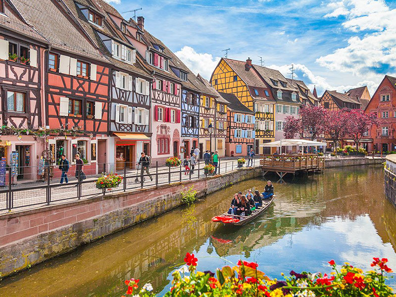 Görkemli Alpler ve 5 Ülke ( İsviçre, Almanya, Fransa, İtalya, Lihtenştayn)