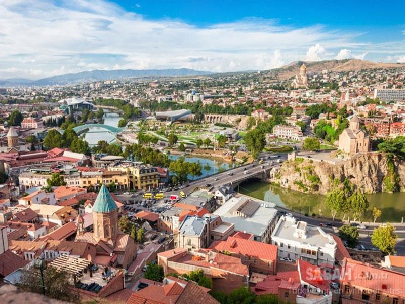 GÜRCİSTAN AZERBAYCAN TİFLİS TURU (KAFKASLARA YOLCULUK)