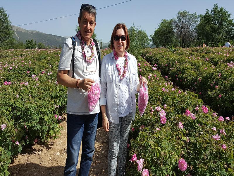 Isparta Gül Bahçeleri ve Pamukkale  Laodikya Salda Turu