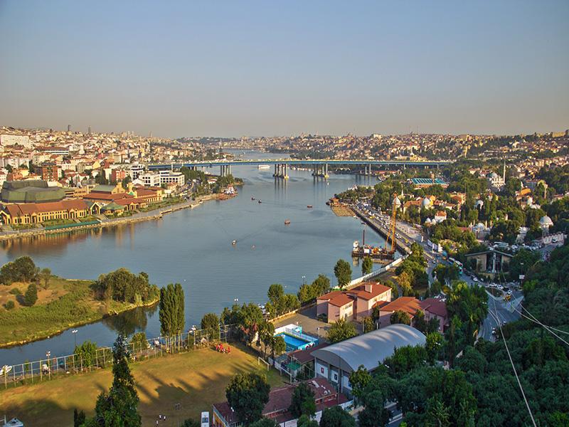 Kariye Ayvansaray Eyüp Pier Loti Turu