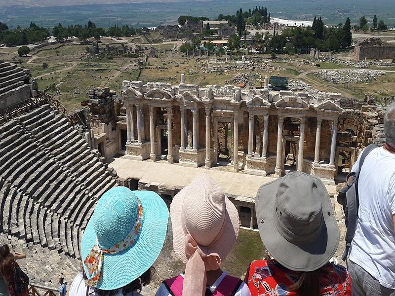 Pamukkale Hierapolis Efes Şirince Turu